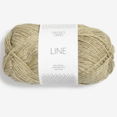 Włóczka Line 9822 (Sandnes Garn)