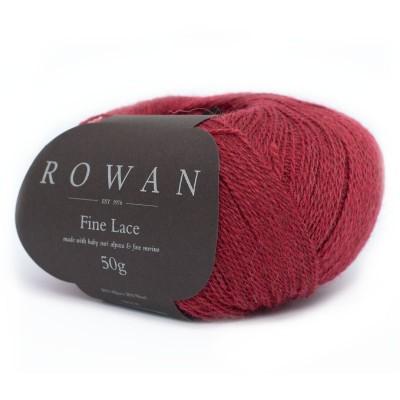 Włóczka Fine Lace 953 Ruby (Rowan)