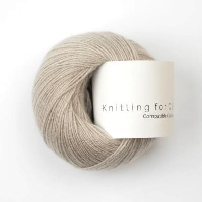 Włóczka Compatible Cashmere Powder (Knitting for Olive)