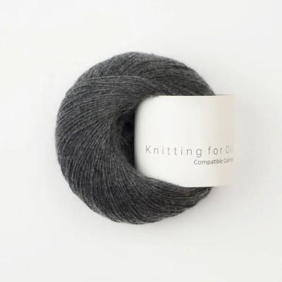 Włóczka Compatible Cashmere Slate Gray (Knitting for Olive)