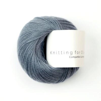 Włóczka Compatible Cashmere Dusty Dove Blue (Knitting for...
