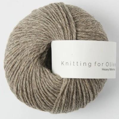 Włóczka Heavy Merino Nature (Knitting for Olive)