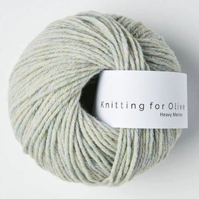 Włóczka Heavy Merino Soft Aqua (Knitting for Olive)