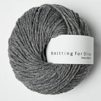 Włóczka Heavy Merino Stone (Knitting for Olive)