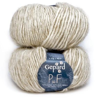 Włóczka PuF 144 (Gepard)
