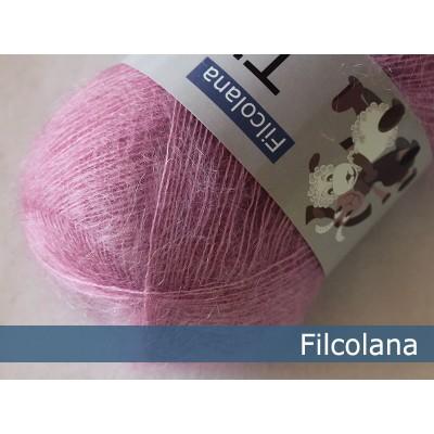 Włóczka Tilia 322 Begonia Pink (Filcolana)