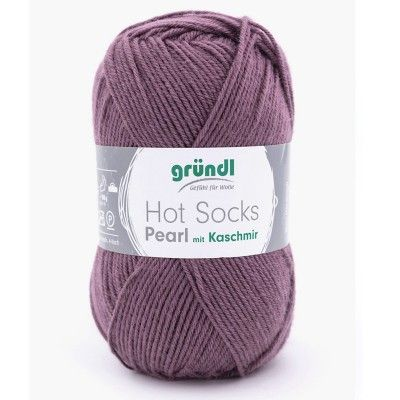 Włóczka Hot Sock Pearl uni 05 (Grundl)