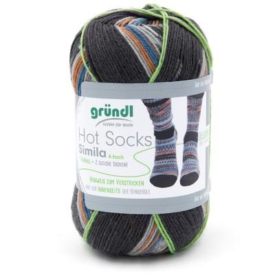 Włóczka Hot Socks Simila 404 (Gründl)