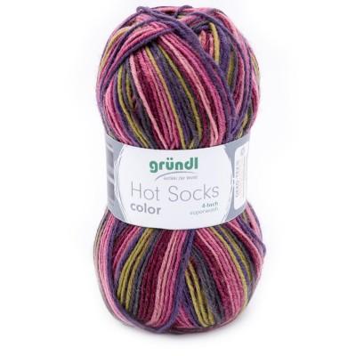 Włóczka Hot Socks Color 402  (Gründl)
