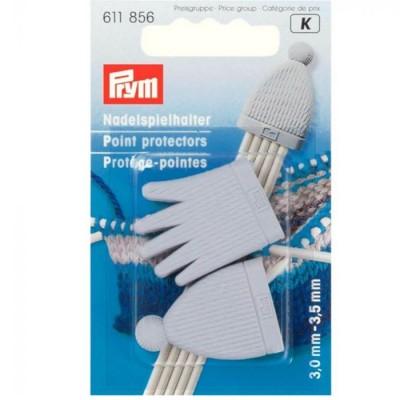 Ochronne zatyczki na druty skarpetkowe 3-3,5 mm (Prym)