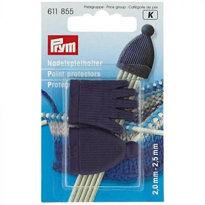 Ochronne zatyczki na druty skarpetkowe 2-2,5 mm (Prym)