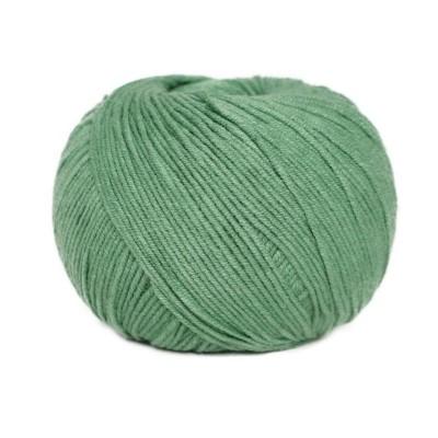 Włóczka Jeans 8135 zielona oliwka (Vlna)