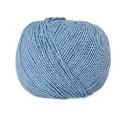 Włóczka Jeans 8085 niebieski (Vlna)