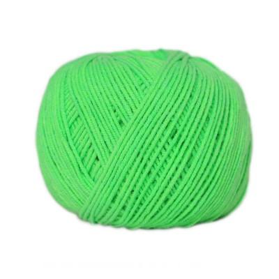 Włóczka Jeans 8302 zielony neon (Vlna)