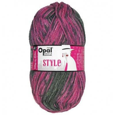 Włóczka Opal Style 9540
