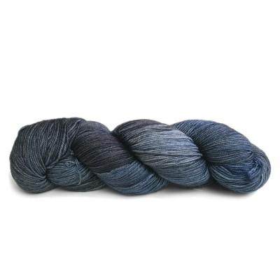 Cirrus Gray 845 Sock (Malabrigo)