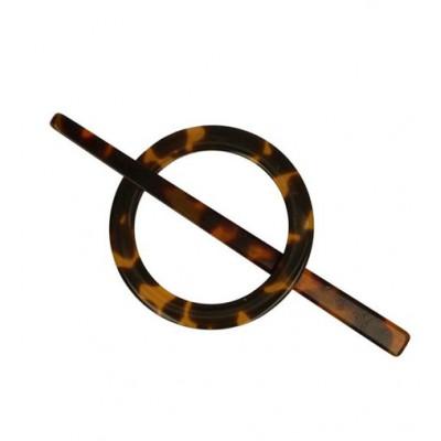 Zapinka plastikowa okrągła 54 mm