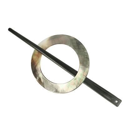 Zapinka z macicy perłowej 65 mm