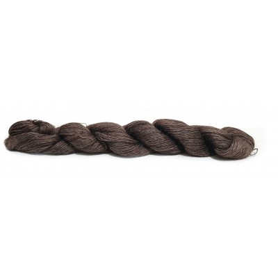 Kid Mohair 1 ply 1329 Chocolade (Mohair by Canard)